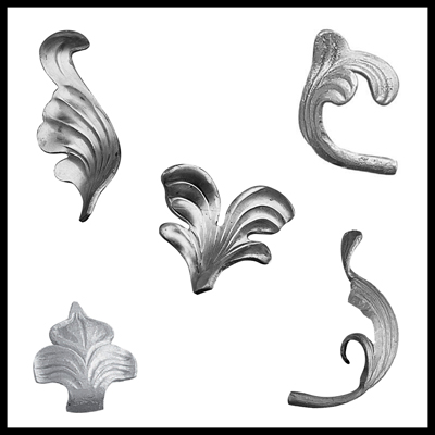 Aluminum Leaves