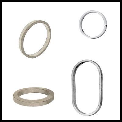 Aluminum Rings and Circles