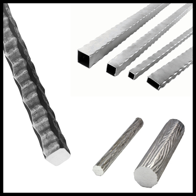Aluminum Textured Bars