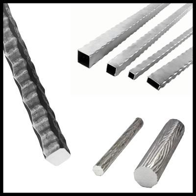 Aluminum Textured Bars