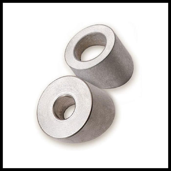 Stainless Beveled Washers