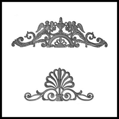 Gate Crowns