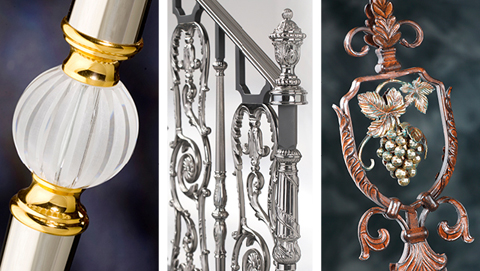 Grande Forge Luxury Railings