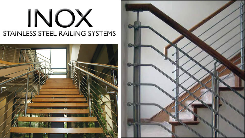 INOX Railing System