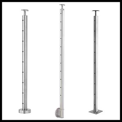 Prefabricated and Predrilled Posts