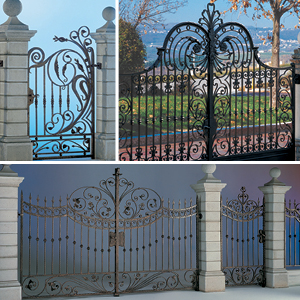 Estate and Pedestrian Gates