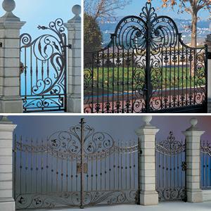 Estate and Pedestrian Gates