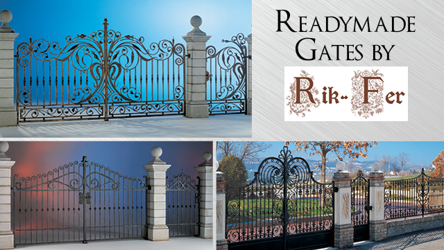 Readymade Gates by RikFer