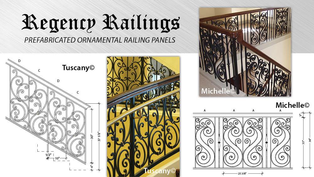 Regency Railings