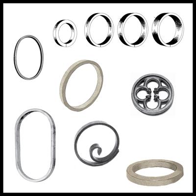 Rings and Circles