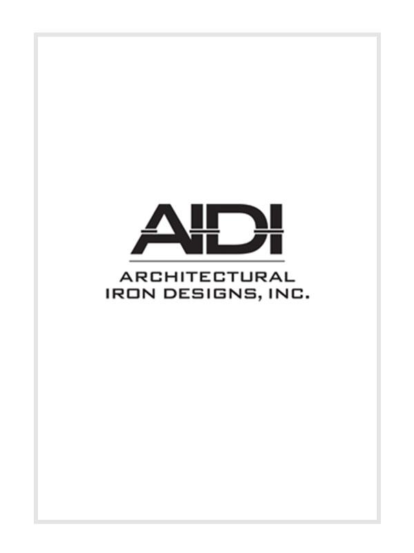 Decorative Aluminum Infill Casting